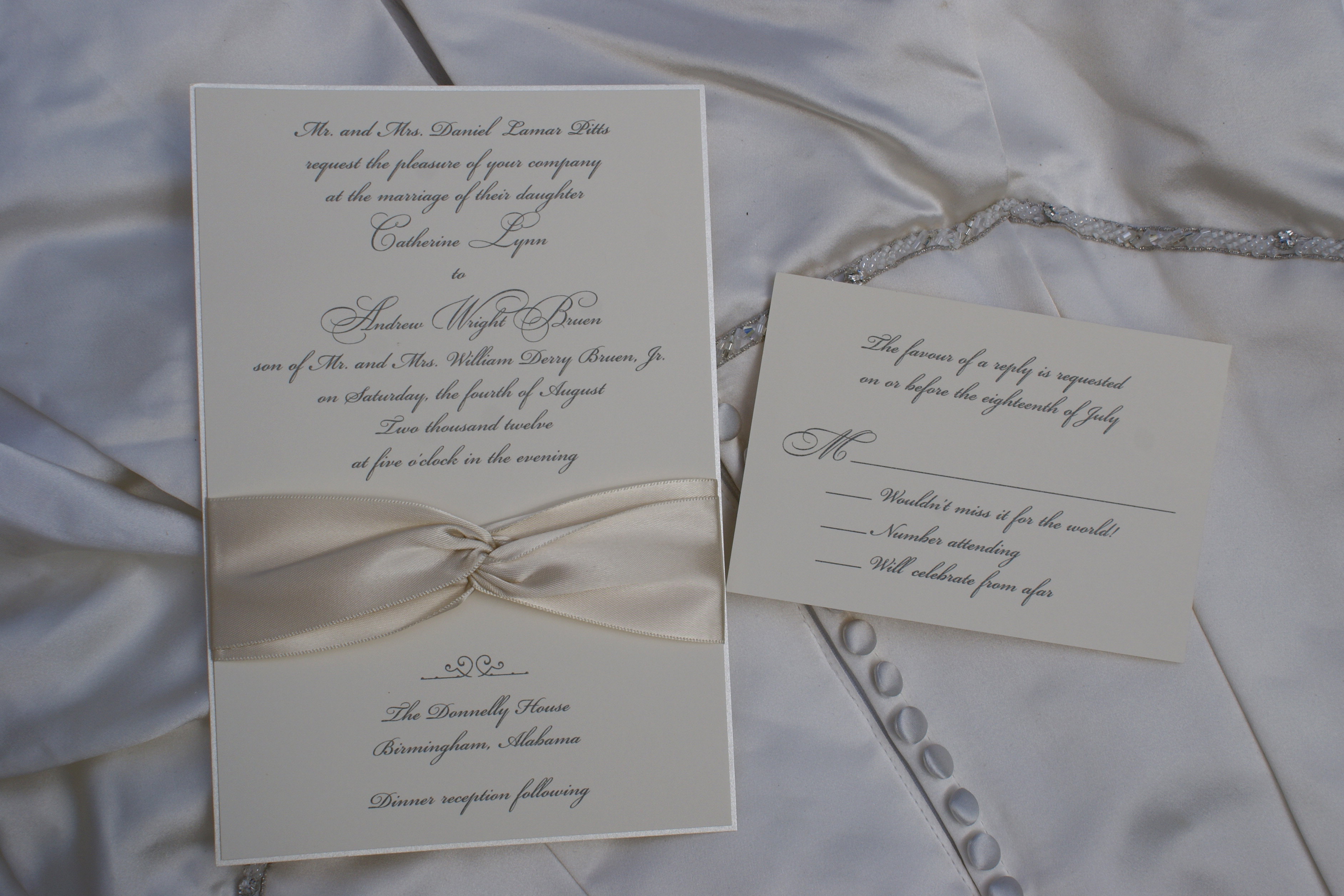 Wedding Invitations Fine Paperwork